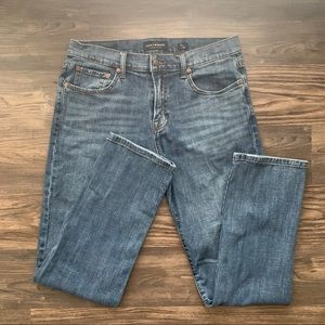 Luck Brand 221 Straight Jeans